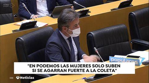 Irene Montero acusa a Antena 3 de blanquear el ataque machista de un diputado del PP