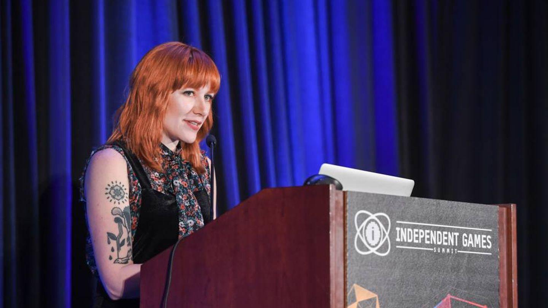 Brie Code ha trabajado como varia programadora en varios videojuegos de la saga  Assassin's Creed y ahora ha creado su propio estudio de videojuegos (Fuente: Brie Code)