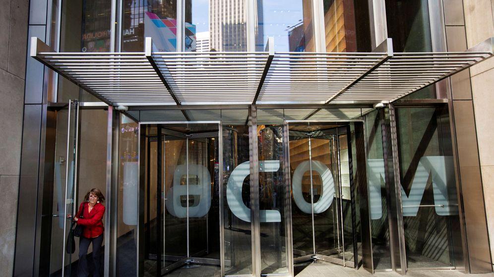 Foto: Sede de la multinacional Viacom en Nueva York. (Reuters)