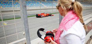 Post de La emotiva historia de Corinna Schumacher, Mick y el poder de una imagen en Ferrari