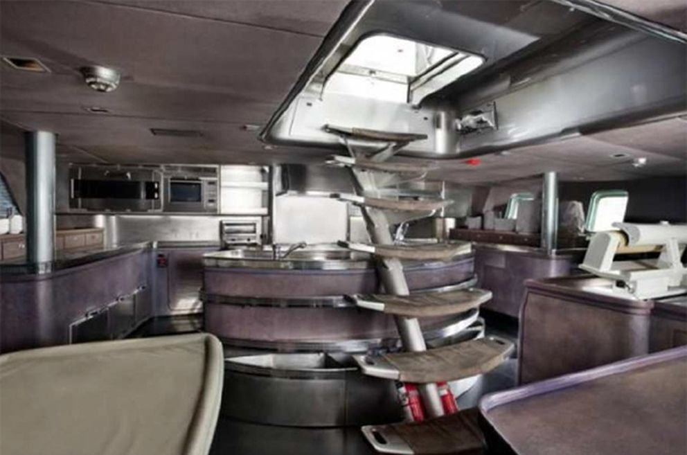 Imagen del interior del SYL (http://www.superyachttimes.com)
