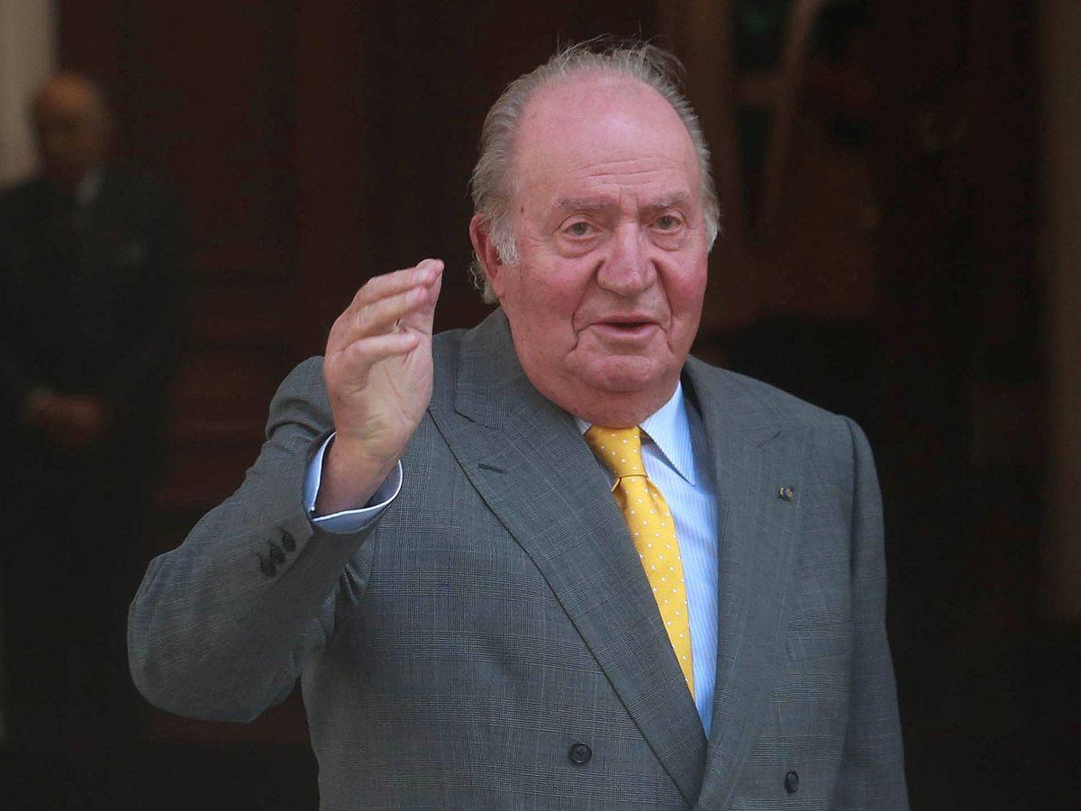 Foto: El rey emérito Juan Carlos I. (Reuters)