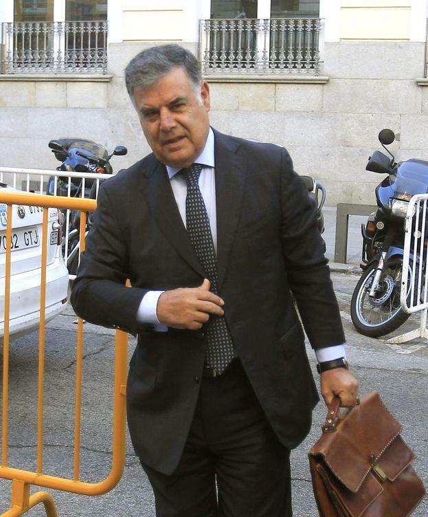 Foto: El exconsejero andaluz de Empleo, José Antonio Viera. (EFE)