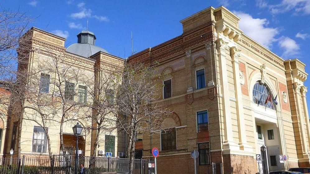 Foto: Escuela Superior de Ingeniería Industrial de Madrid. (Wikipedia)