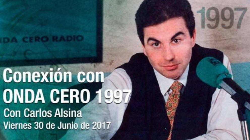Carlos Alsina 'viaja' a 1997 para narrar la liberación de Ortega Lara