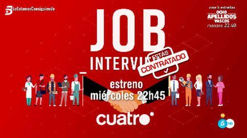 ¿Qué es 'Job interview: estás contratado'? Así es el nuevo programa de Cuatro con Pablo Chiapella ('LQSA')