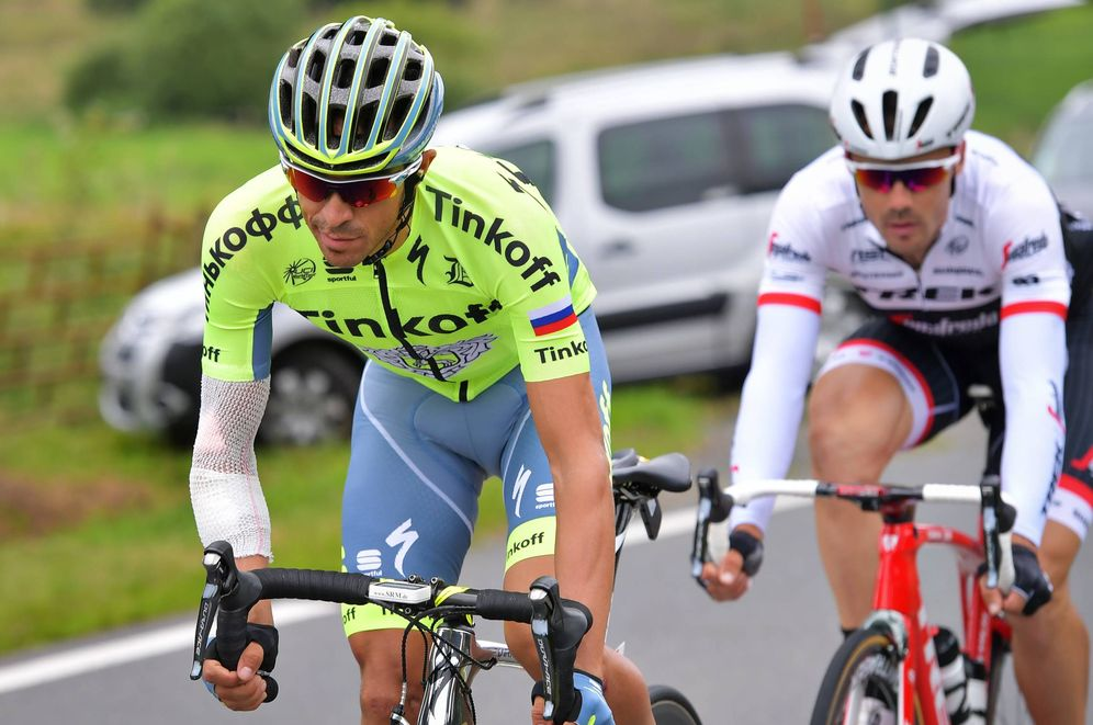 Foto: Contador cambiará el fosforito por el blanco (David Stockman/Cordon Press).