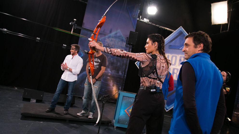 Así ha superado Pilar Rubio su reto más difícil en 'El Hormiguero'