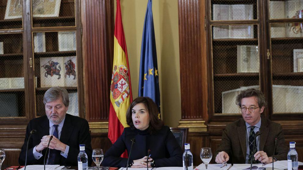 Cervantes, insípido y a la caza de patrocinio privado