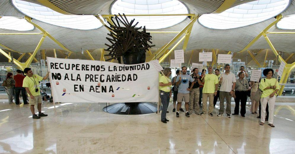Foto: Los trabajadores se preparan para ponerse en huelga a partir del 15 de septiembre. (EFE)