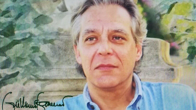 Guillermo Carnero, autor de 'Verano Inglés' (Tusquets, 1999)