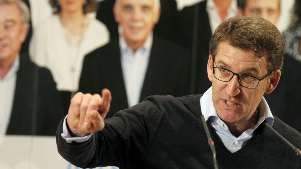 Feijóo renuncia a su Ley de Acuicultura para frenar una protesta histórica