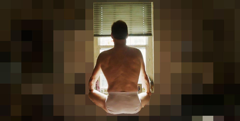 Foto: Michael Keaton, ni en calzoncillos