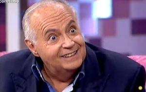 José Luis Moreno deja muda a Telecinco