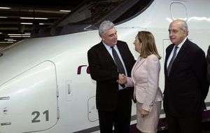 Más de 8.000 viajeros utilizan el AVE Barcelona-Francia en la primera semana