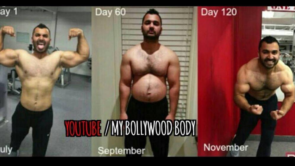 Foto: Riz Sunny perdió más de 20 kilos en menos de 3 meses siguiendo sus propios consejos (Foto: Facebook)