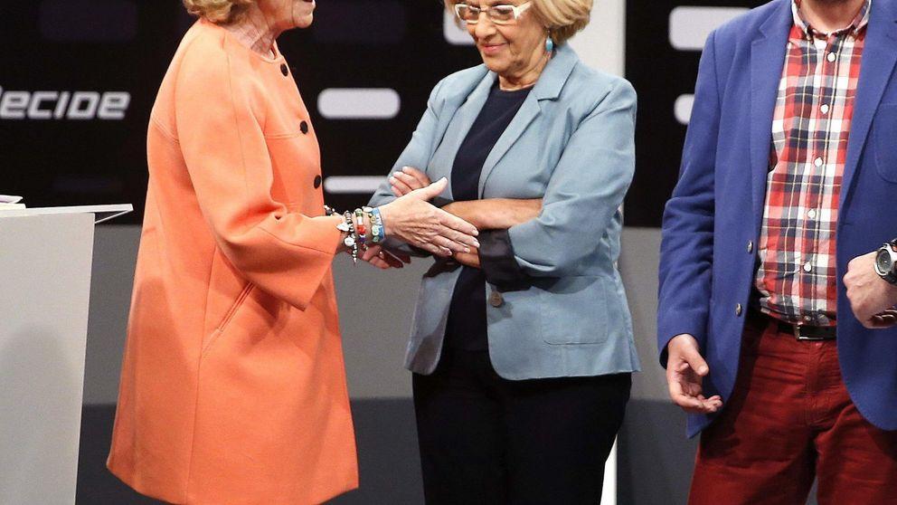 Aguirre y Carmena, dos abuelas que se disputan la Alcaldía de Madrid