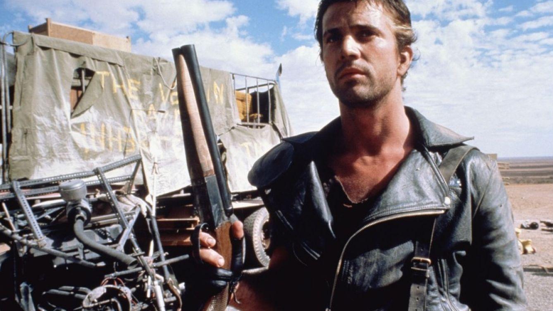 Foto: Mel Gibson en una imagen de Mad Max.