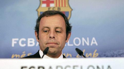 """Sandro Rosell, una trayectoria de Nike al Barça salpicada por el """"caso Neymar"""""""
