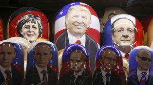 Trump y la identidad europea: Angela Merkel non va plus