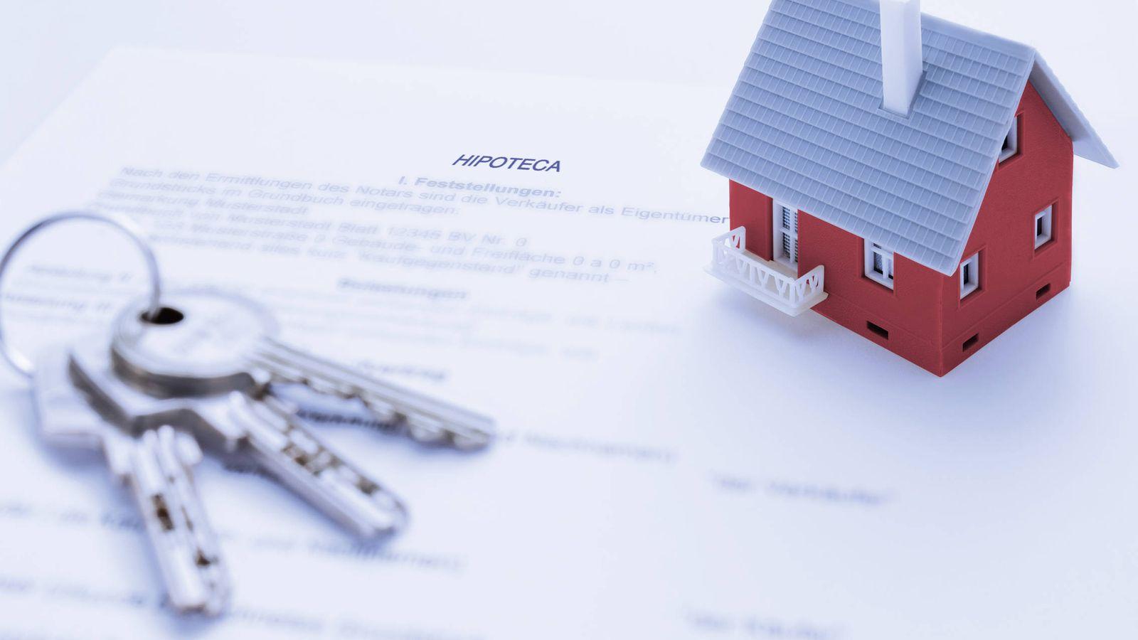 Foto: Saca tu hipoteca del cajón y busca: diez cláusulas abusivas tumbadas por la justicia. Foto: Corbis.