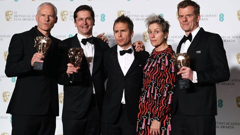'Tres anuncios en las afueras' triunfa en los BAFTA con cinco galardones