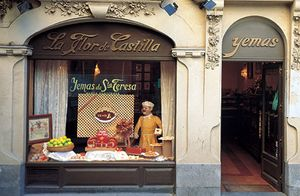 De Ávila para el mundo: 150 años de las yemas de Santa Teresa