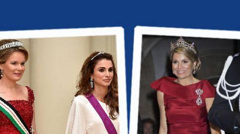 Semana de Estilo Real: Máxima, Rania y Matilde abren los joyeros reales
