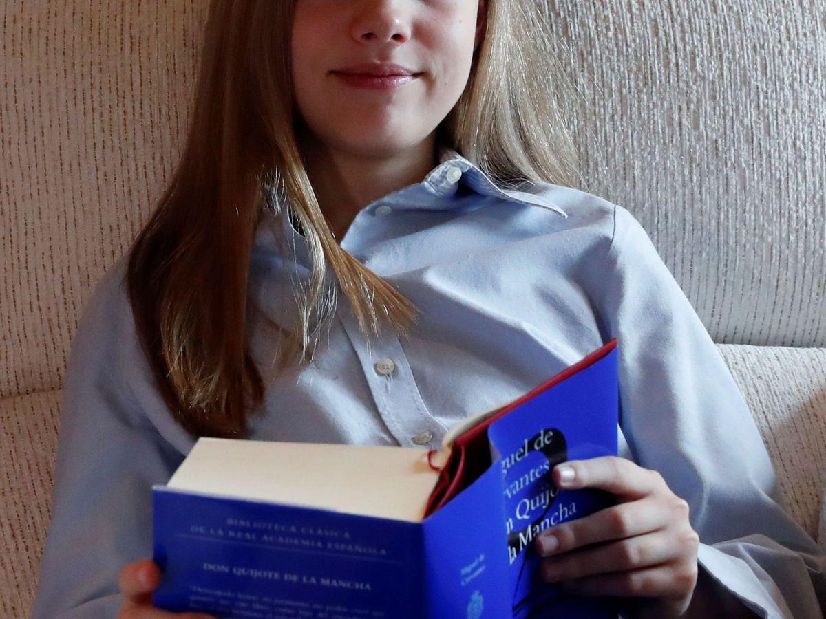 Foto: Infanta Sofia. (EFE)