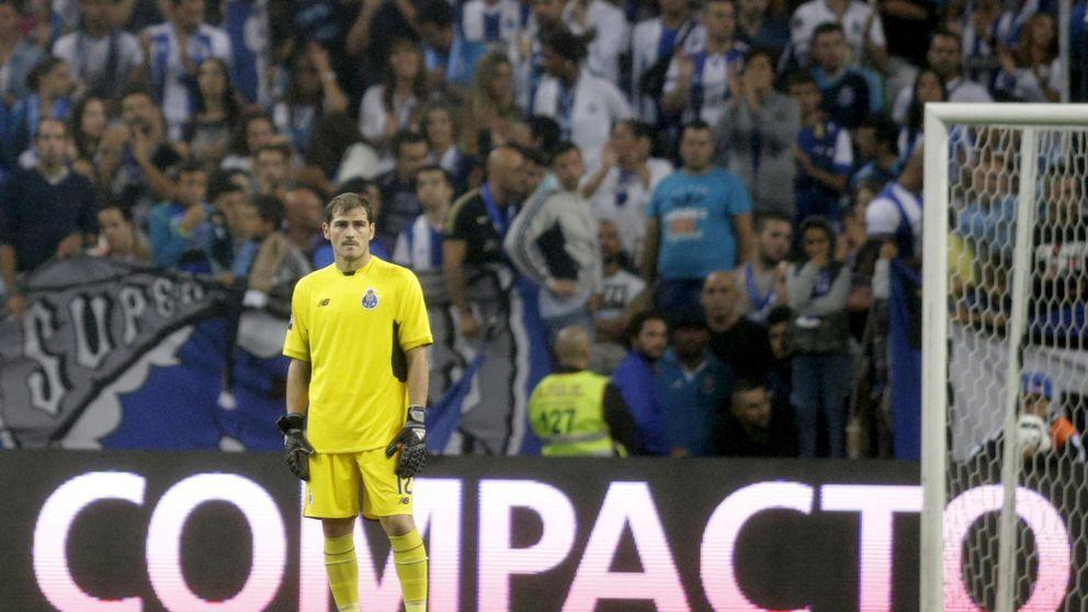La flor de Casillas no se marchita: sin rival para la selección... ¿y la Eurocopa?