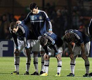 Uruguay logra el 'Argentinazo' y deja a la albiceleste sin su Copa América