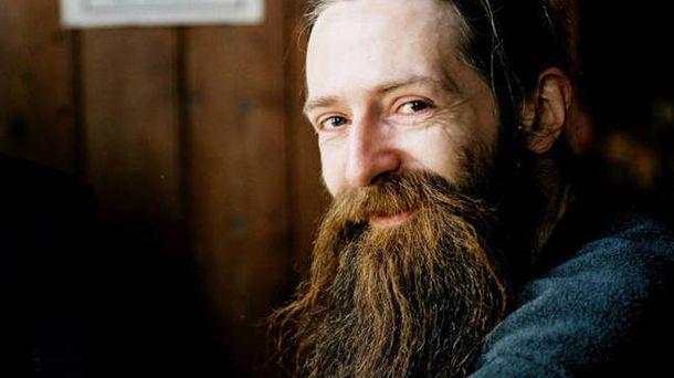 Foto: El biólogo experto en envejecimiento Aubrey de Grey.