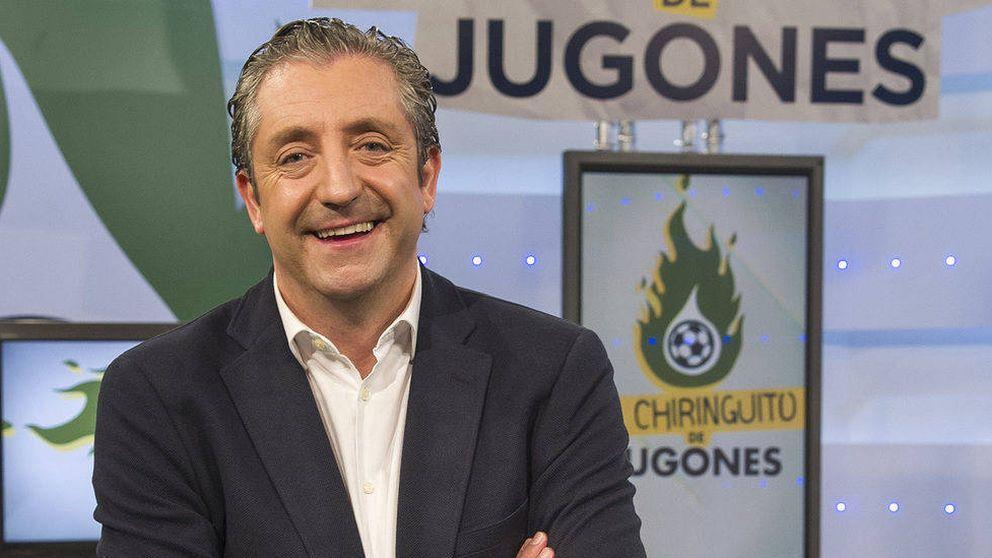 Josep Pedrerol busca youtuber para 'El chiringuito de jugones'