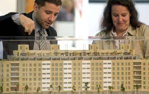 La firma de hipotecas vuelve a tasas negativas tras bajar un 13,4%