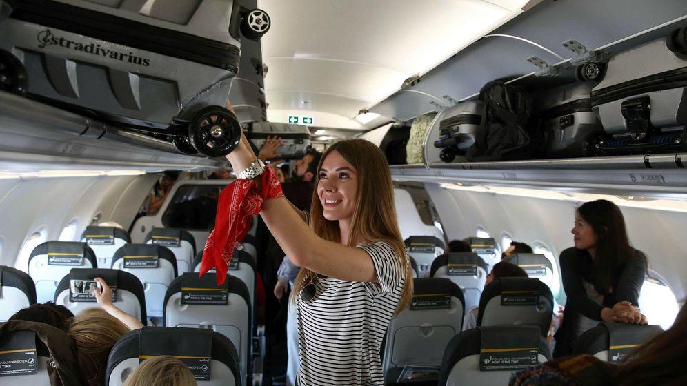 Foto: La importancia de conocer los aviones al reservar asientos. Foto: EFE Toni Albir