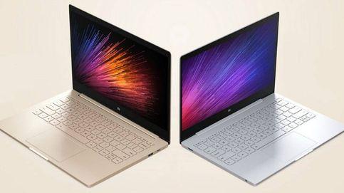 Xiaomi lanza su primer portátil en España: así es el clon chino del 'Macbook Air'