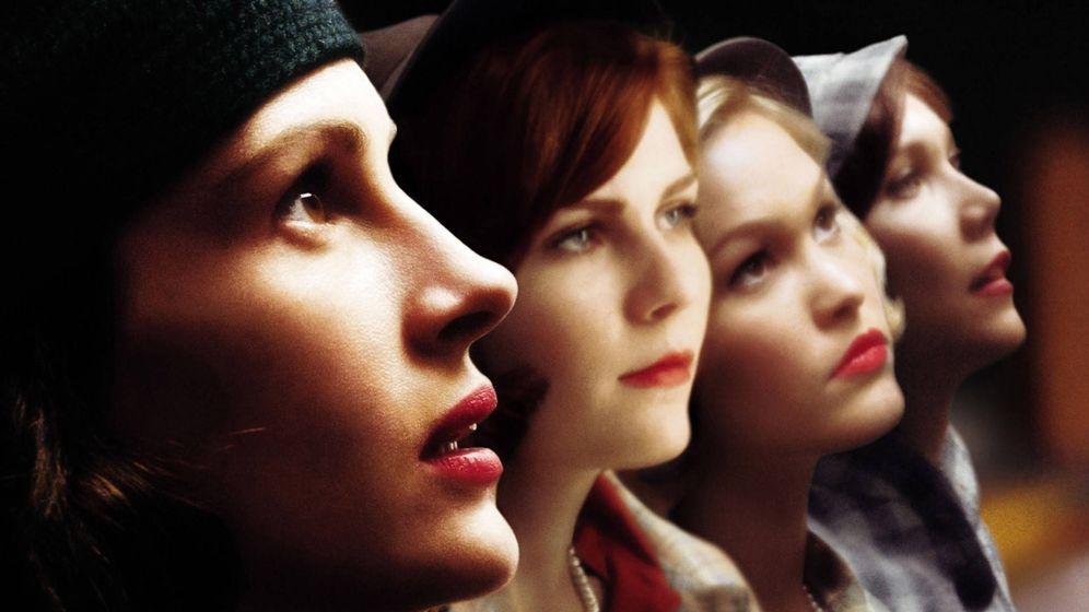 Foto: 'La sonrisa de Mona Lisa' (2003).