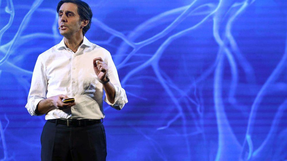 Foto: El presidente de Telefónica, José María Álvarez-Pallete. (EFE)