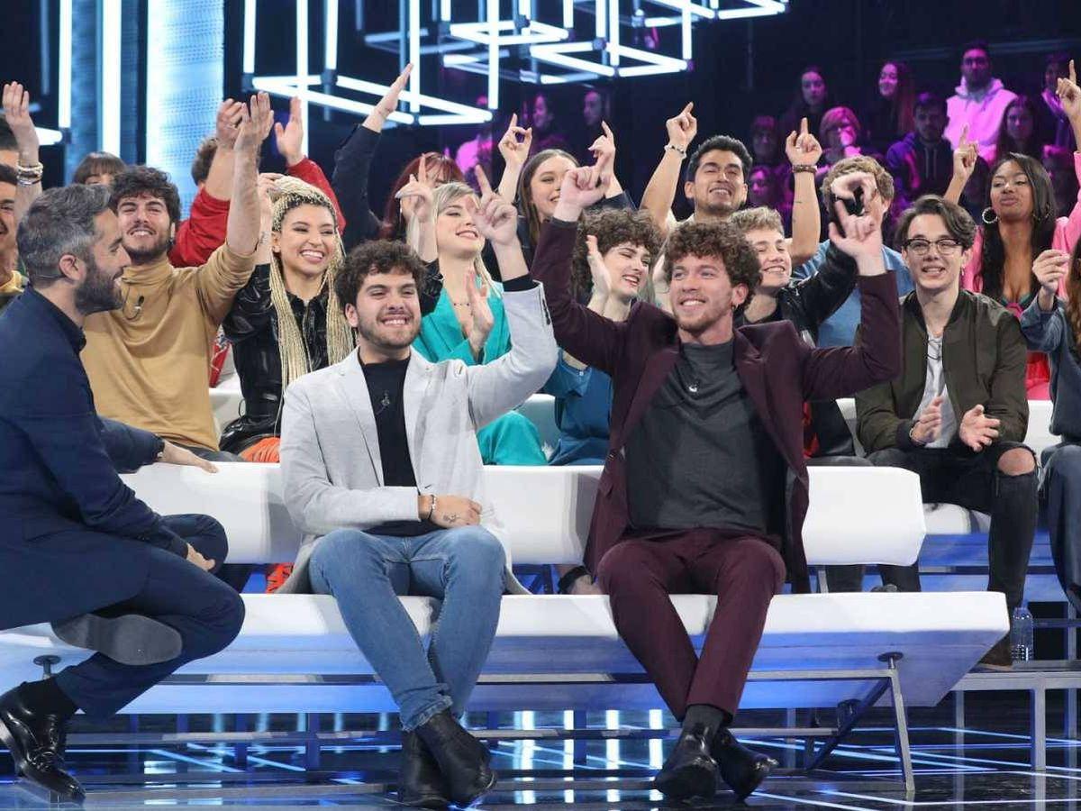 Foto: Los concursantes de 'OT 2020'. (TVE)
