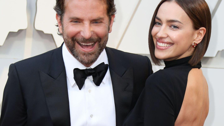 Cooper e Irina Shayk en febrero de 2019.(EFE)
