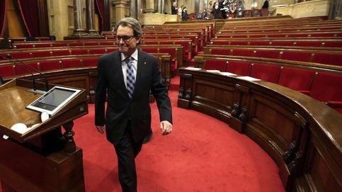 Barones de CDC esperan plantar batalla a Artur Mas en el mes de abril