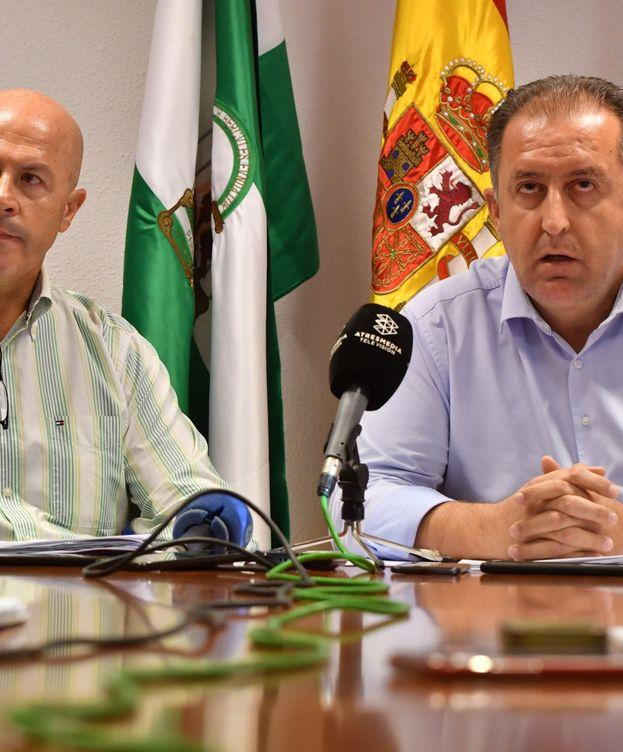 Foto: Francisco Barrionuevo, exedil de Vox en Roquetas. (EFE)