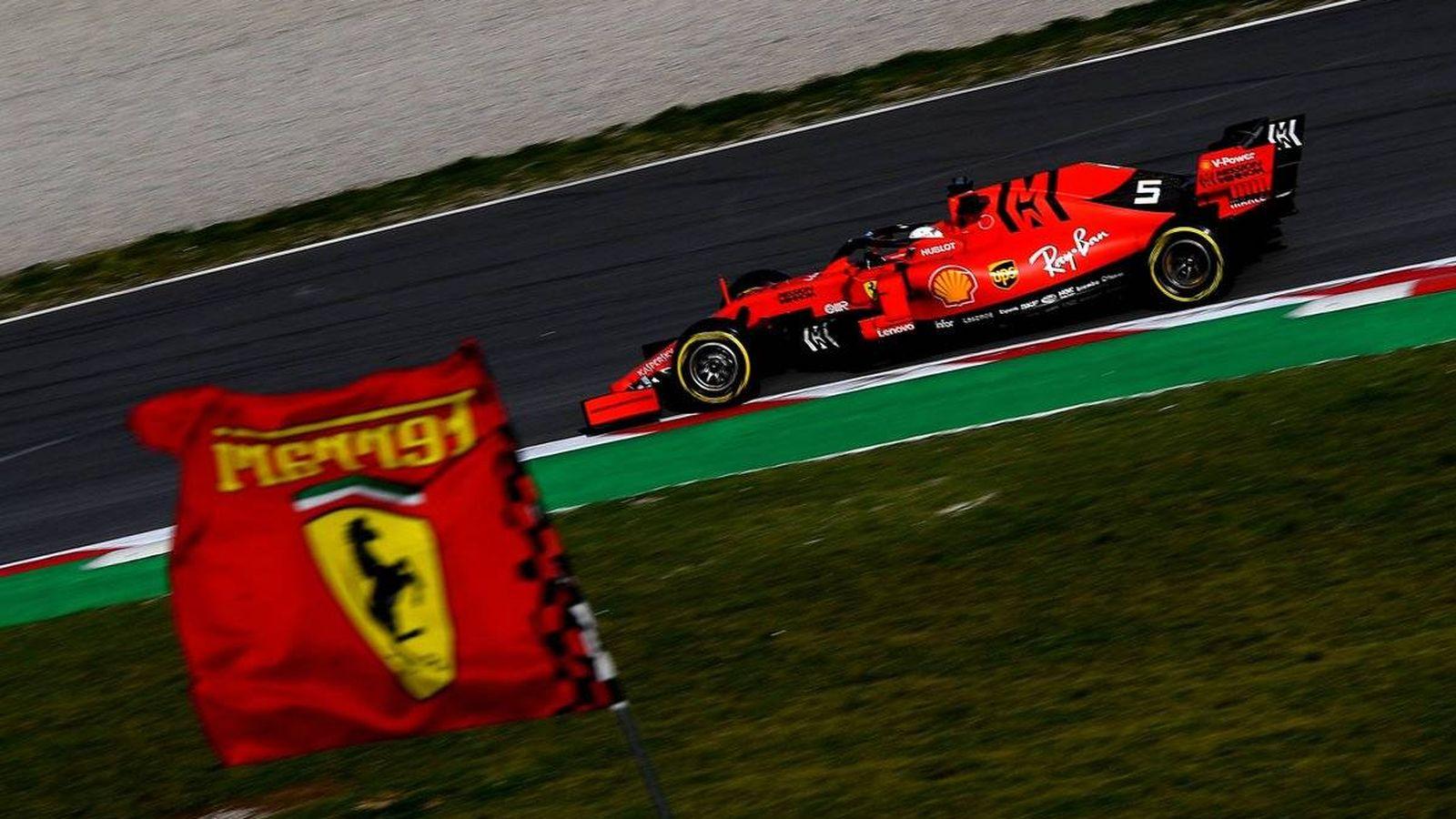 Foto: Independientemente de cómo llegue Mercedes a Australia, la pretemporada está confirmando a un Ferrari extremadamente competitivo