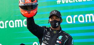 Post de Las razones de que Lewis Hamilton no sea escogido como el mejor de todos los tiempos