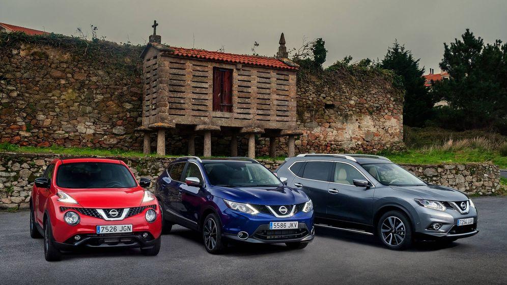 Foto: Gama todocamino de Nissan