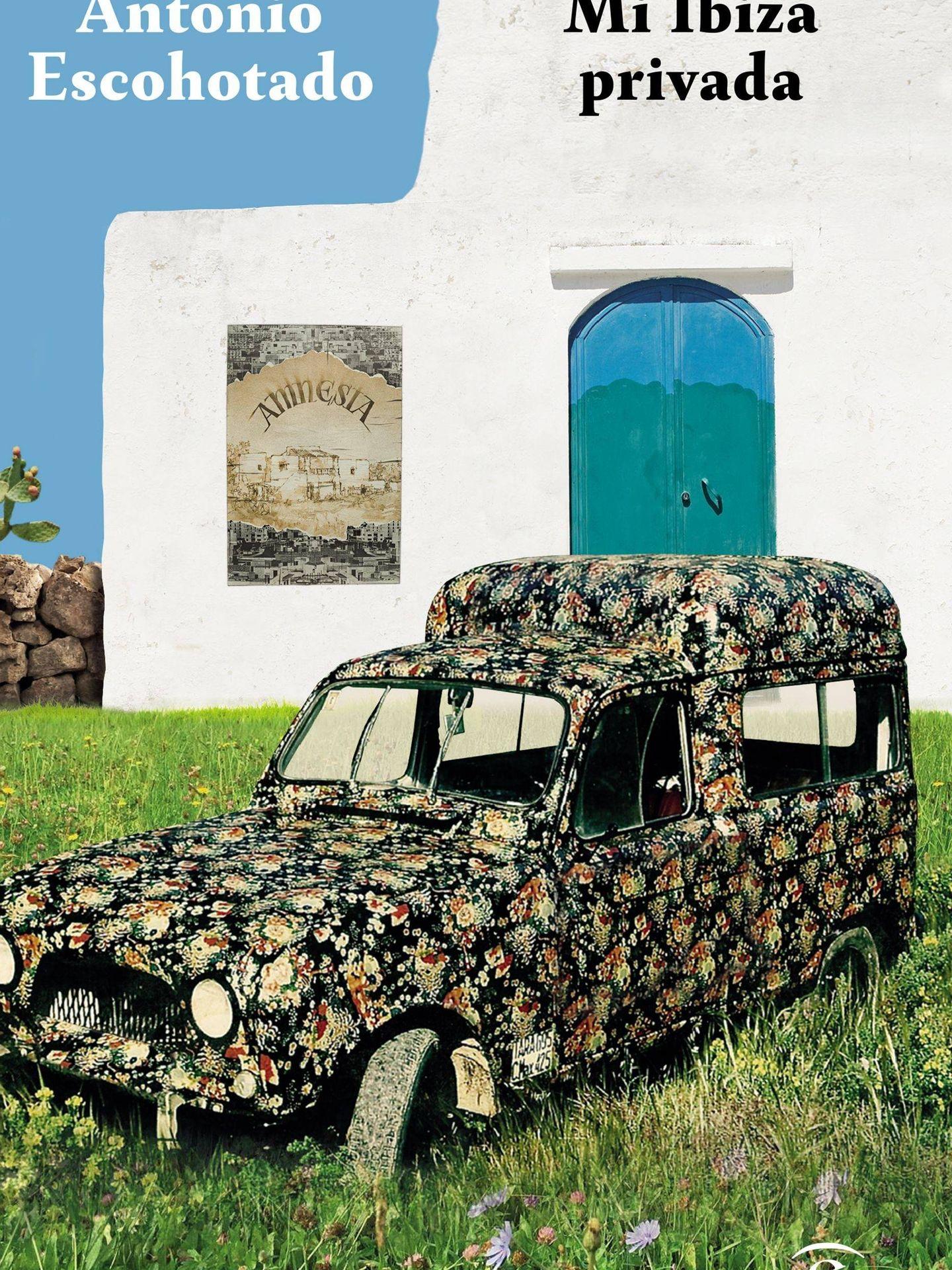 Portada de 'Mi Ibiza privada'