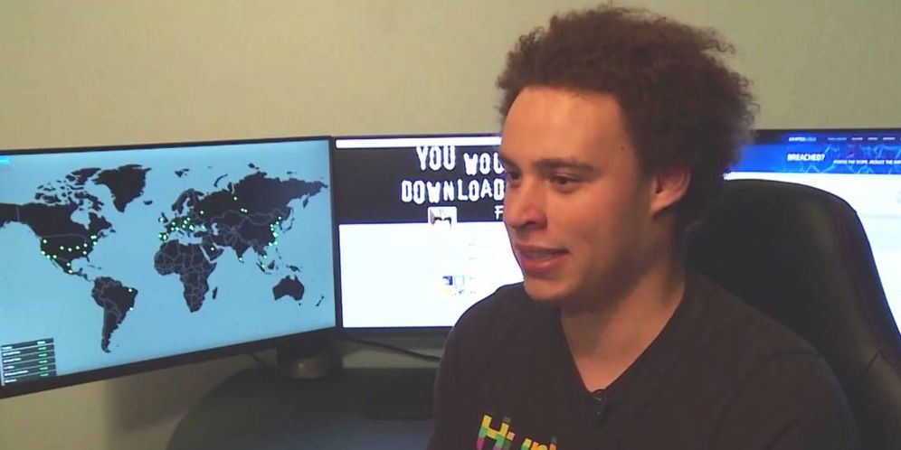 Foto:  Marcus Hutchins (Foto: Youtube)