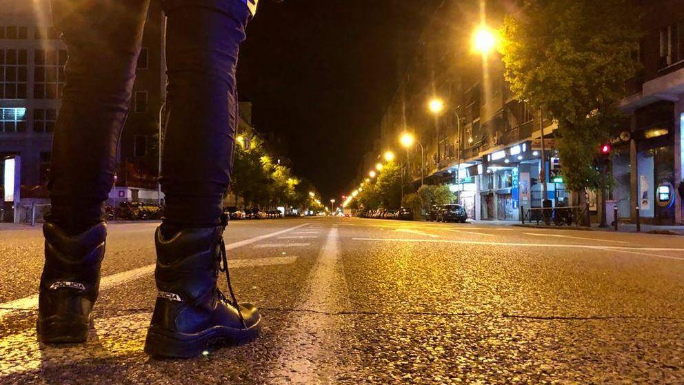 De patrulla por el Madrid nocturno: Los multados venden droga o salen a tener sexo