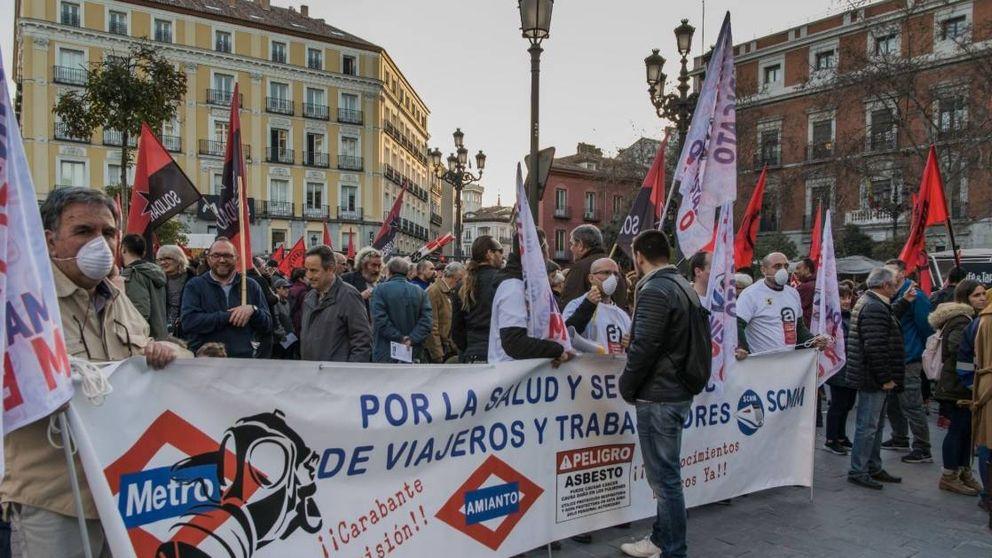 11.400 aspirantes y 100 plazas: Metro busca maquinistas, el colectivo que más sanciona