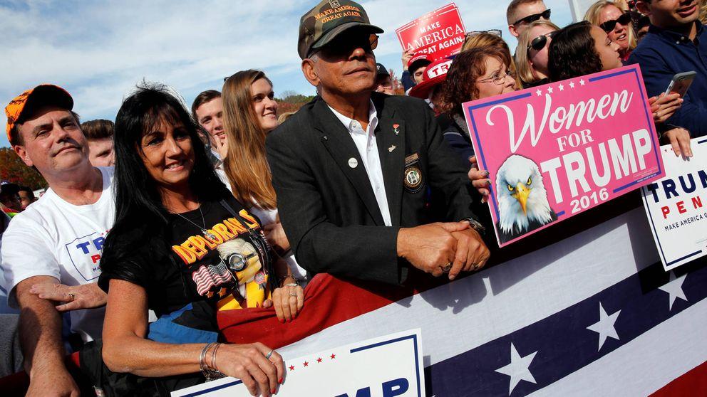 Por qué aún (y a pesar de todo) Trump puede ganar